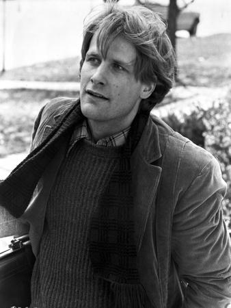 Jeff Daniels in Black Coat Portrait Photo by  Movie Star News