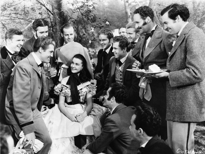 Gone With The Wind Celebrating Scene Photo by  Movie Star News