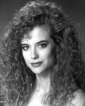 Kelly Preston Portrait in Classic Foto af  Movie Star News