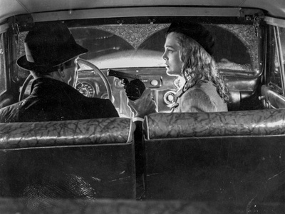 A scene from Dead Reckoning. Photo by  Movie Star News