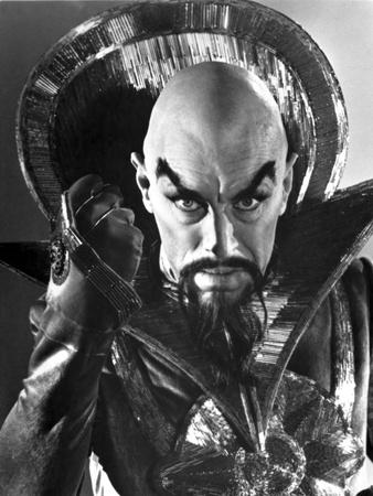 Max Von Sydow Posed Demonic Attire Photo by  Movie Star News