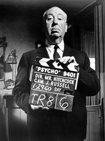 Hitchcock Alfred in Directors Cut Photo by  Movie Star News