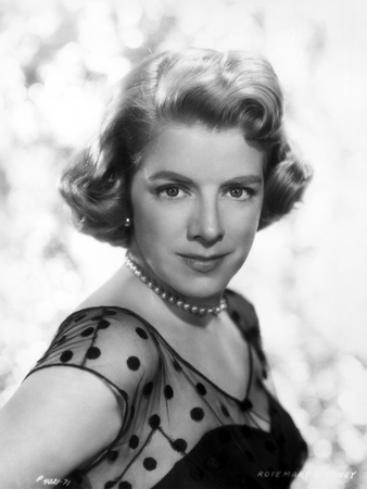 Rosemary Clooney Posed in Dress Photo by  Movie Star News