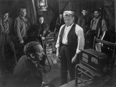 A scene from Blood on the Sun. Photo by  Movie Star News