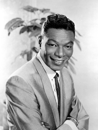 Nat Cole posed in Cross Arms Foto af  Movie Star News