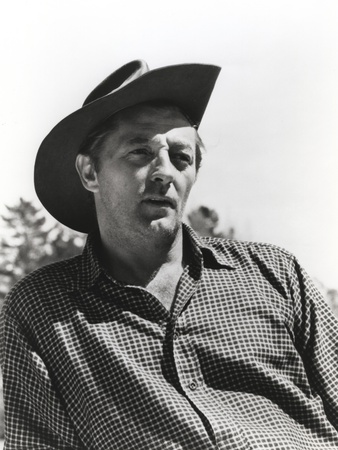 Robert Mitchum in Cowboy Outfit Photo by  Movie Star News