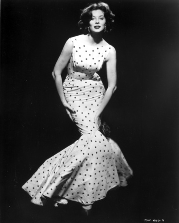 Suzy Parker Posed in Classic Photo by  Movie Star News