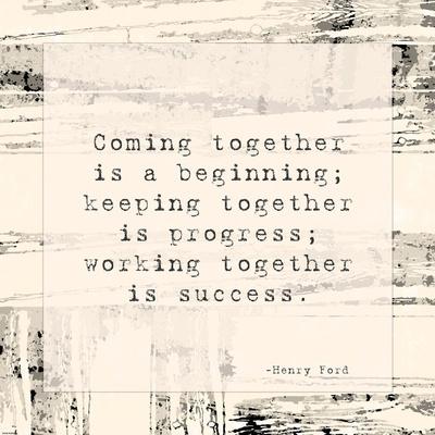 Coming Together Prints by Veruca Salt