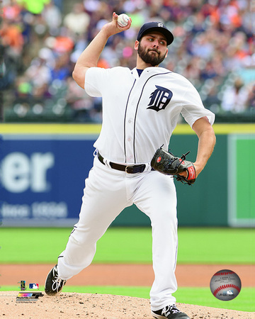Michael Fulmer 2016 Action Photo