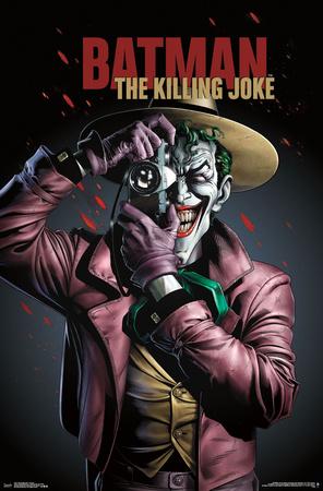 The Killing Joke - Comic Cover Photo