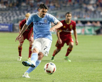 Mls: Real Salt Lake at New York City FC Photo by Brad Penner