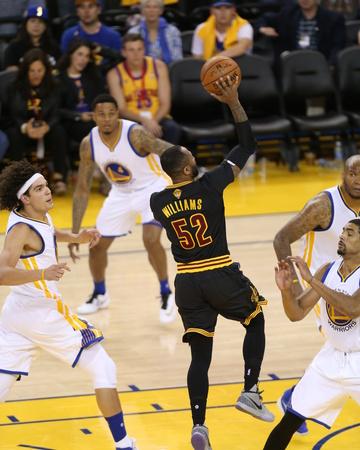 2016 NBA Finals - Game Five Photo by Joe Murphy