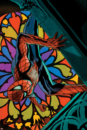 The Amazing Spider-Man No. 1.4 Cover Featuring Spider-Man Prints by Francesco Francavilla