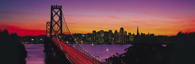 San Francisco Giclee Print by Adam Brock