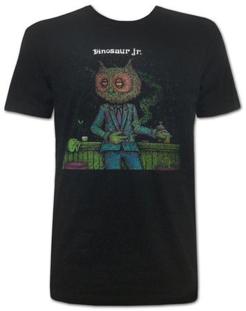 Dinosaur Jr.- Owlman T-shirts