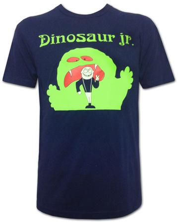 Dinosaur Jr.- Monster T-shirts