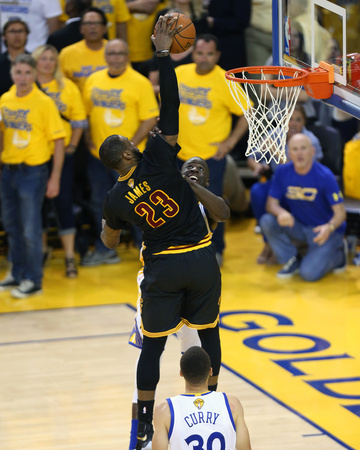 2016 NBA Finals - Game Seven Photo by Joe Murphy