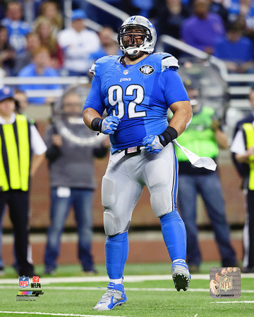 Haloti Ngata 2015 Action Photo