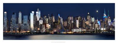 New York at Night XI Prints by James McLoughlin