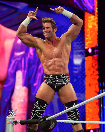 Zack Ryder 2016 Action Photo