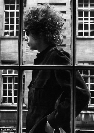Bob Dylan- London May 1966 Prints