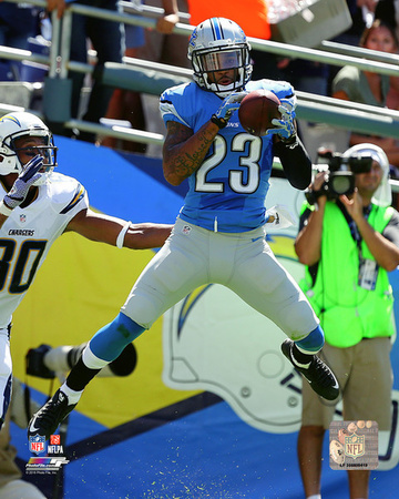 Darius Slay 2015 Action Photo