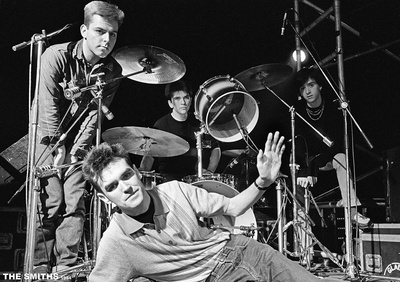 The Smiths- Londons Hammersmith Palais 1984 Photo