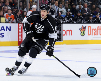 Milan Lucic 2015-16 Action Photo