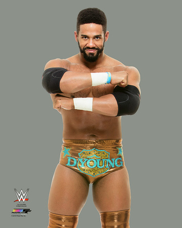 Darren Young 2015 Posed Photo