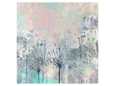 Cow Parsley blues Posters by Claire Westwood