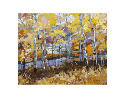 September Stillness Prints by Robert Moore