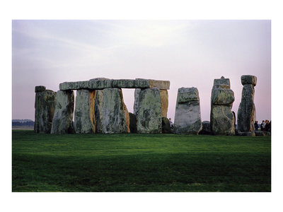Stonehenge England Posters by  Anonymous