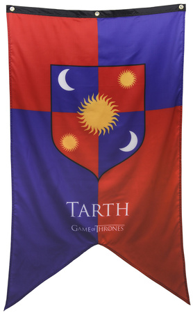 Game Of Thrones- House Tarth Banner Print