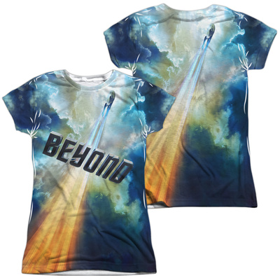 Juniors: Star Trek Beyond- Nebula Exploration (Front/Back) Shirt