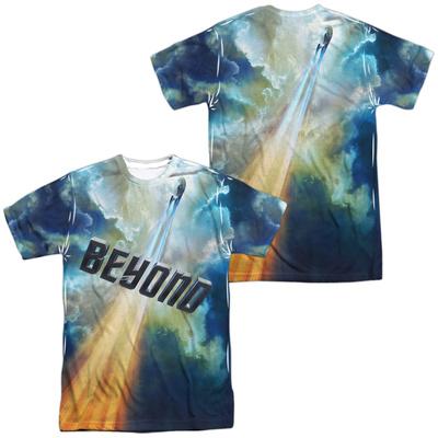 Star Trek Beyond- Nebula Exploration (Front/Back) T-Shirt