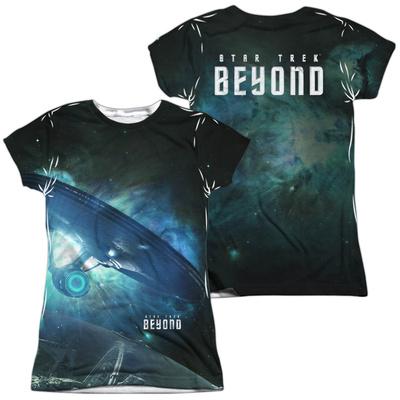 Juniors: Star Trek Beyond- Interstellar Flight (Front/Back) Shirt