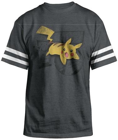 Pokemon-  Saga Varsity T-shirts