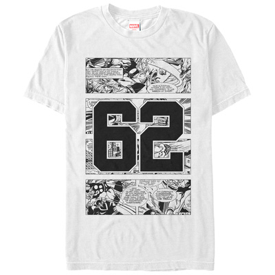 Thor- 62 Collegiate Panels T-shirts