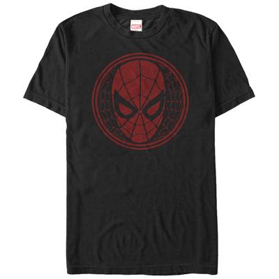 Spiderman- Spiderweb Badge Shirt