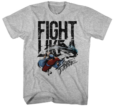 Street Fighter- Fight Like Destroyed T-Shirts