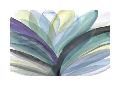 Blooming Glory Giclee Print by Rebecca Meyers