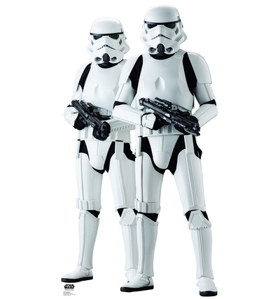 Stormtroopers - Star Wars Rogue One Cardboard Cutouts