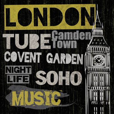 City of London Prints by Tom Frazier