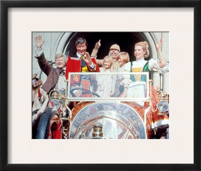Chitty Chitty Bang Bang Framed Photographic Print