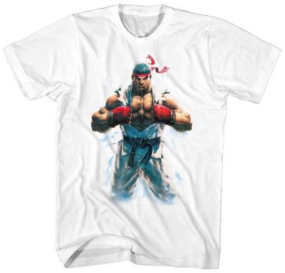 Street Fighter- Ryu Magliette