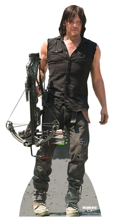 Daryl Dixon - The Walking Dead Cardboard Cutouts