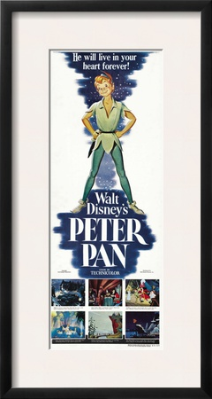 Peter Pan, 1953 Prints