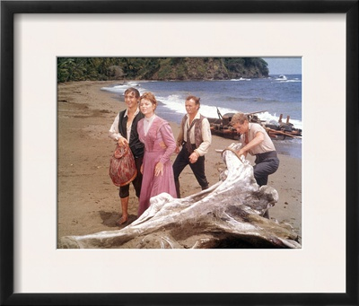 Swiss Family Robinson (1960) Framed Photographic Print