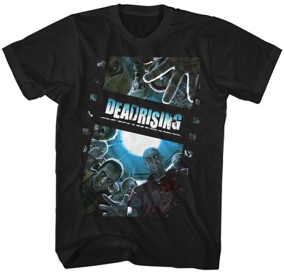Dead Rising- Zombie Horde T-shirts