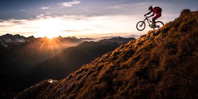 Live the Adventure Photographic Print by Sandi Bertoncelj